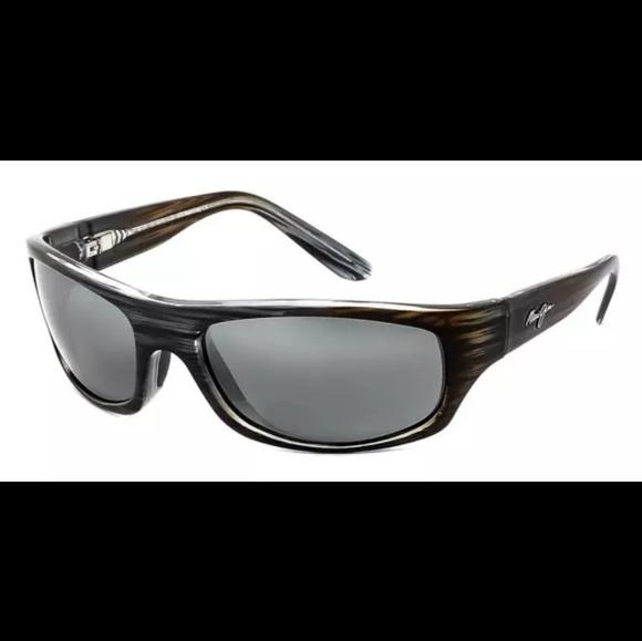 edd4686393f1 Maui Jim Surf Rider MJ 261 sunglasses with case. M_5b99f58fc2e9fe7defcd0177